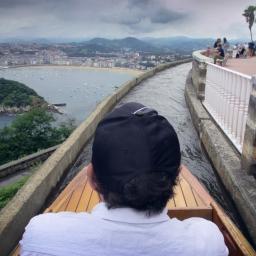 San Sebastian Flume Ride