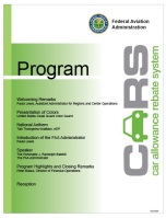 FAA CARS program flyer