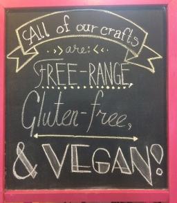 And Vegan!
