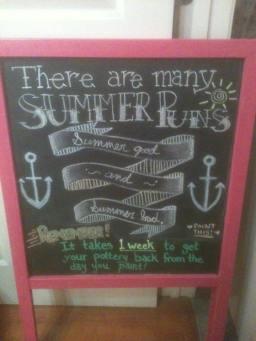 Summer Puns