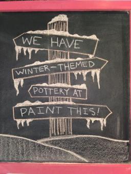 Winter-Themed