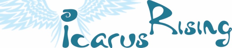 Icarus Rising (band) logo