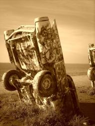 Cadillac Ranch, TX