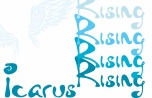 Icarus Rising band poster