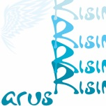 Icarus Rising band poster