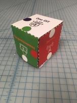 CBP paper cube