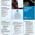 CBP Passport and Visa Brochure
