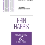 Erin Harris 2 Business Cards