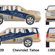 Vehicle Wrap Design 1
