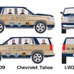 Vehicle Wrap Design 3