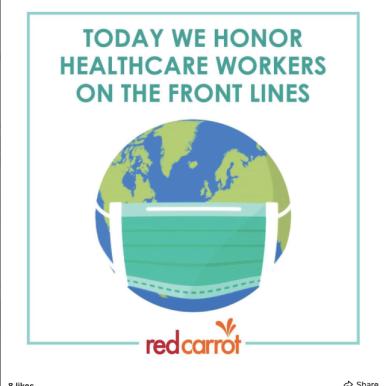 World Health Day Instagram
