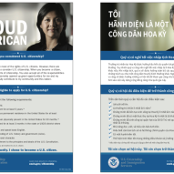 USCIS Have You Considered U.S. Citizenship? Flyer - Vietnamese